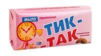 """Мыло """"Тик-Так"""" нейтральное с миндальным молочком (100 г)"""