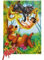 """Пазл """"Волшебный мир. Маугли и Балу"""" (77 элементов)"""
