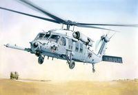 "Вертолет ""MH-60K Black Hawk SOA"" (масштаб: 1/48)"