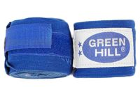 Бинт боксёрский BP-6232c (3,5 м; эластик; синий)