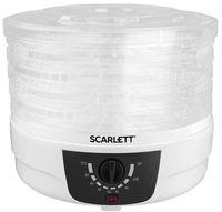 Сушилка для овощей и фруктов Scarlett SC-FD421004 (белая)