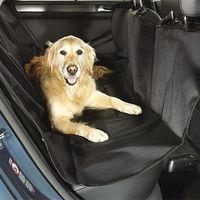 Подстилка на сиденье автомобиля (150х150 см; черная)