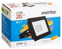 Прожектор светодиодный (LED) FL SMD LIGHT Smartbuy-20W/6500K/IP65