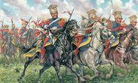 """Набор миниатюр """"Polish - Dutch Lancers"""" (масштаб: 1/72)"""