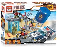 "Конструктор ""Police. Охота на преступника"" (394 детали)"