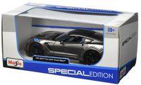 """Модель машины """"Corvette Grand Sport"""" (масштаб: 1/24)"""