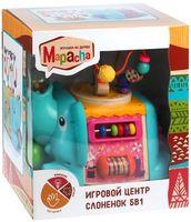 """Развивающая игрушка """"Слоненок 5в1"""""""
