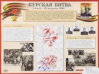 Курская битва. Плакат