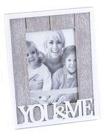 "Рамка деревянная ""You&Me"" (10х15 см; арт. 25418066)"