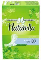 Ежедневные прокладки NATURELLA Light Deo (100 шт.)