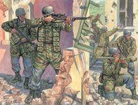 """Набор миниатюр """"Немецкие снайпера"""" (масштаб: 1/72)"""