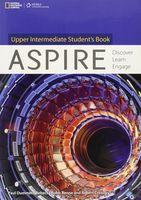 Aspire. Upper Intermediate. Student`s Book (+ DVD)