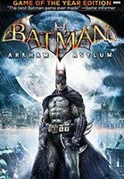 Цифровой ключ Batman: Arkham Asylum - Game of the Year Edition