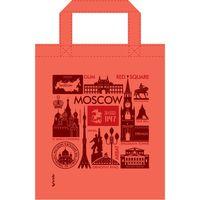 "Сумка ""Москва"" (коралловая)"