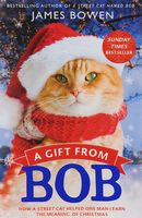 A Gift from Bob. How a Street Cat Helped One Man Learn the Meaning of Christmas