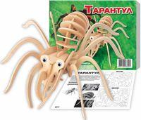 """Сборная деревянная модель """"Тарантул малый"""""""