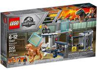 "LEGO Jurassic World ""Побег стигимолоха из лаборатории"""