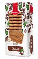 "Печенье сахарное ""С какао"" (450 г)"