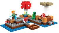 """Конструктор """"Minecraft. Грибной остров"""" (253 детали)"""