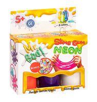 """Набор слаймов """"Mr.Boo. Neon"""" (6 цветов)"""