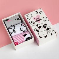 "Носки детские ""Панда"" (3 пары; арт. 4476224)"