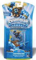 Skylanders. Интерактивная фигурка Lightning Rod