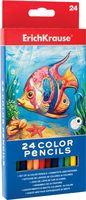 Цветные карандаши Erich Krause 32880 (24 цвета)