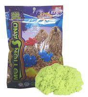 """Кинетический песок """"Motion Sand"""" (светло-зелёный; 0,5 кг)"""