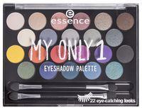 "Палетка теней для век ""My Only 1 Eyeshadow Palette"" (тон: 01)"