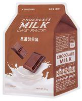 """Тканевая маска для лица """"Chocolate Milk"""" (21 г)"""