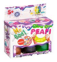 """Набор слаймов """"Mr.Boo. Pearl"""" (6 цветов)"""