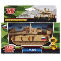 """Модель машины """"Tанк T-90"""""""