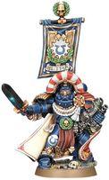 "Миниатюра ""Warhammer 40.000. Space Marine Captain"" (48-39)"