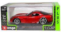 "Модель машины ""Bburago. Dodge Viper 2008"" (масштаб: 1/32)"