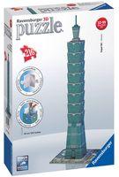 """3D Пазл """"Башня Тайбэй 101"""" (216 элемента)"""