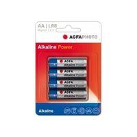 Батарейка AGFAPHOTO AA LR06 (4 штуки)