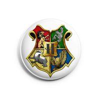 "Значок маленький ""Гарри Поттер. Хогвартс"" (арт. 718)"