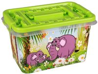 """Ящик для хранения игрушек """"Чудо-остров"""""""
