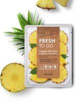 """Тканевая маска для лица """"Fresh To Go Pineapple Mask Sheet"""" (22 г)"""