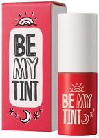"Тинт для губ ""Be My Tint"" тон: 03, real red"