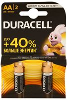 Батарейка DURACELL AA LR6 MN1500 Alkaline (2 шт.)