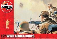 """Набор миниатюр """"Африканский корпус Германии"""" (масштаб: 1/72)"""