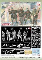 """Набор миниатюр """"Ambush! Eastern Front 1944"""" (масштаб: 1/35)"""