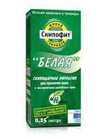 """Скипофит для принятия ванн """"Белая"""" с экстрактом целебных трав (0,25 л)"""