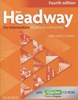 New Headway. Pre-Intermediate. Workbook with key (+ CD)
