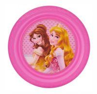 """Тарелка большая с 3D-рисунком """"Принцессы"""""""