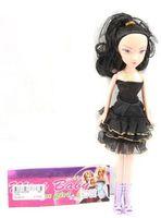 """Кукла """"Крутая девчонка"""" (29 см; арт. F725)"""