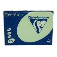 """Бумага """"Trophee"""" (А4; 500 листов; 80 г/м2; светло-зеленая)"""