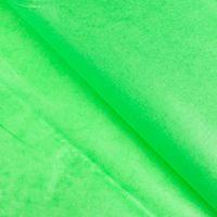 Бумага тишью (51х66 см; флуоресцентная зеленая; 10 шт.)
