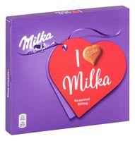 """Конфеты """"Milka. С ореховой начинкой"""" (110 г)"""